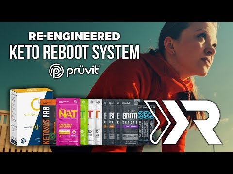 Keto Reboot System by Pruvit Explained