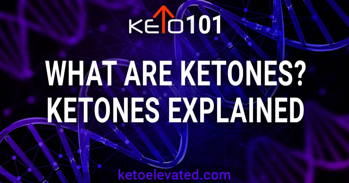 Ketone Bodies Explained - What are Ketones?