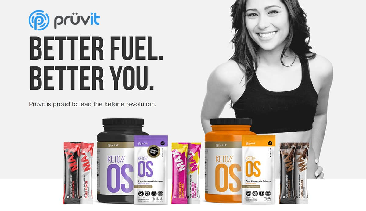 Pruvit Keto Products