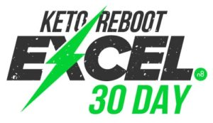 30 Day Keto Reboot Excel