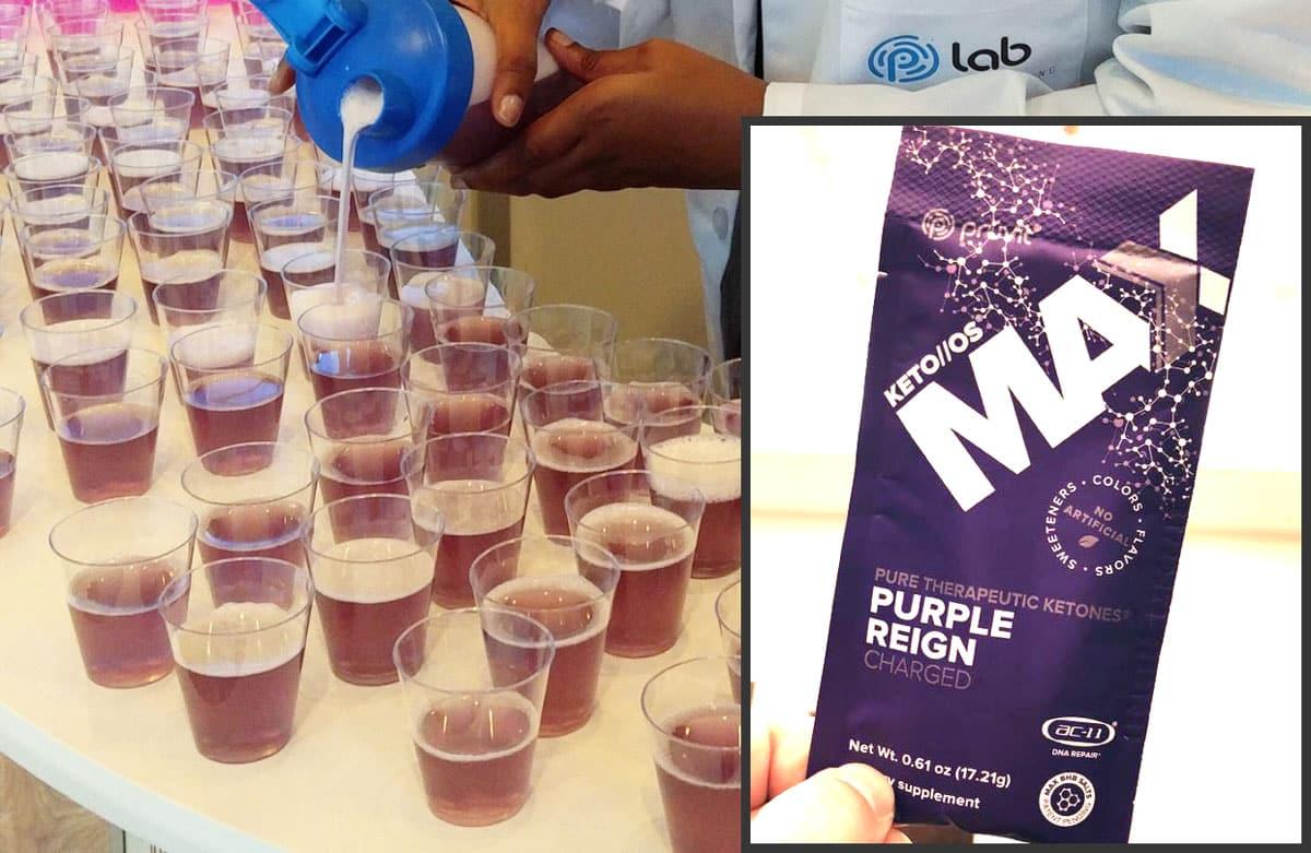 f163f1e4adc Pruvit Announces New Grape KETO  OS MAX Purple Reign