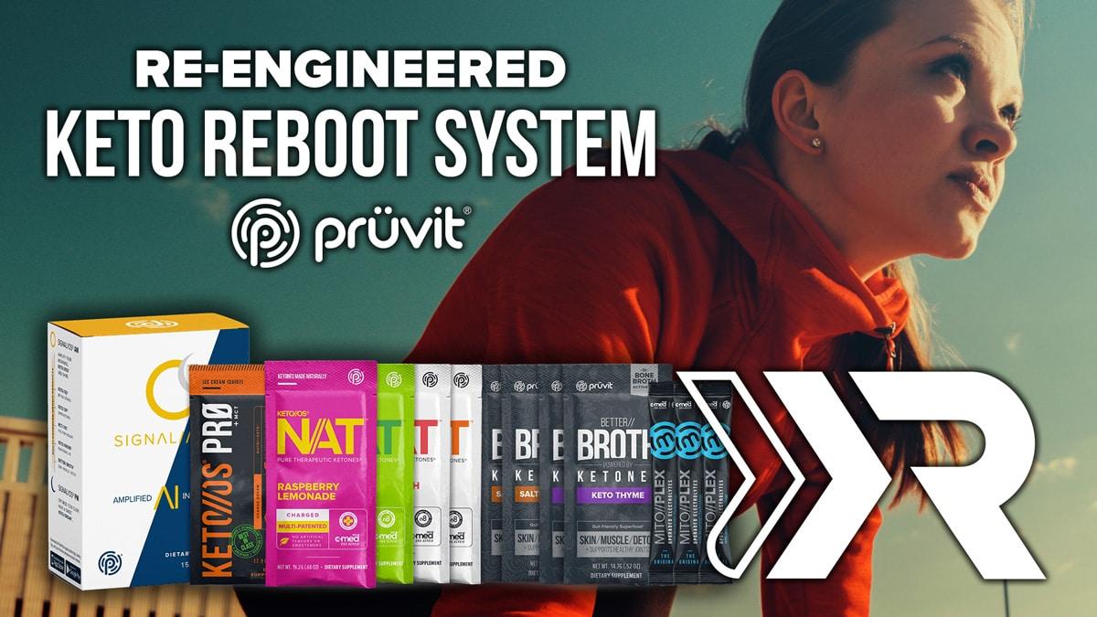 Keto Reboot System