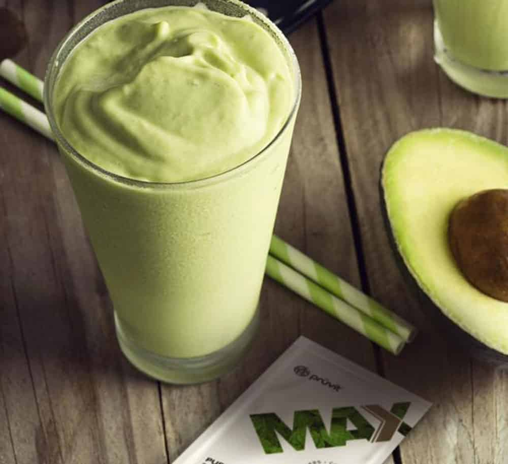 Green Shamrock Keto Shake Recipe