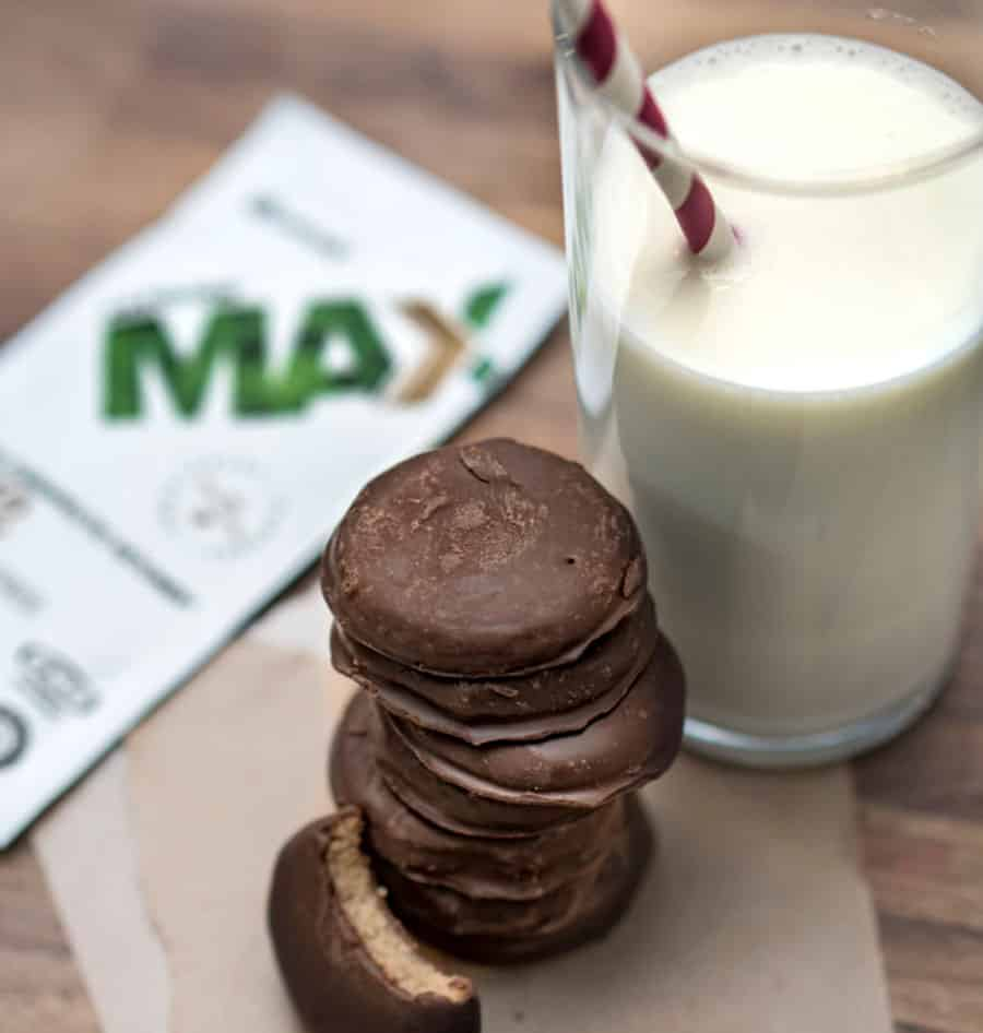 Keto Mint Chocolate Cookie Recipe
