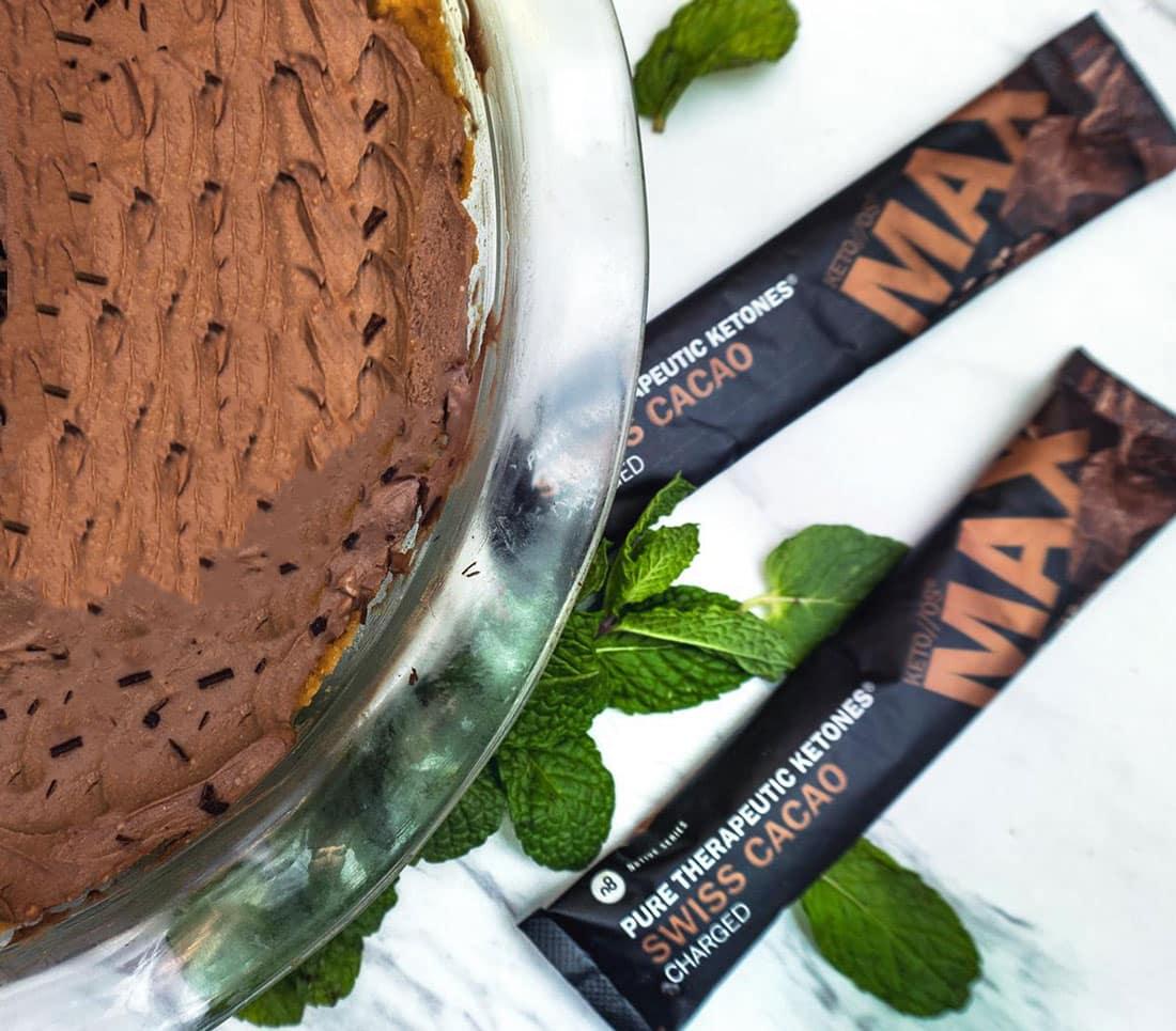 keto//os max swiss cacao pie