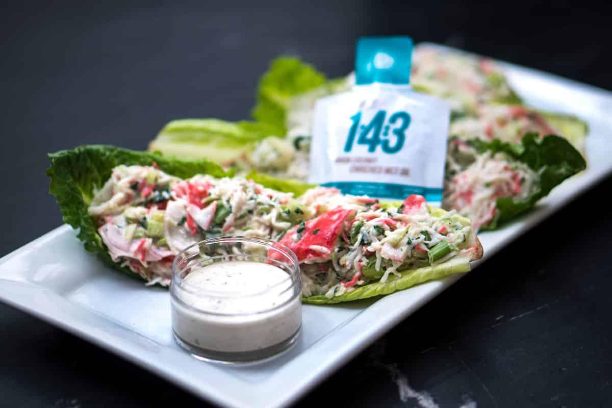 MCT//143 Crab Salad Recipe
