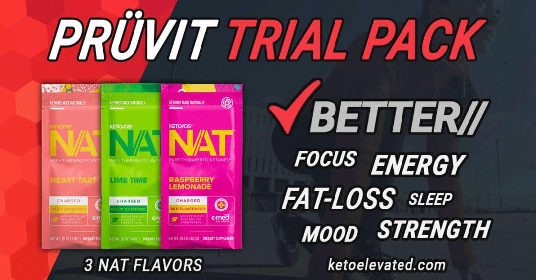 Pruvit Trial Pack