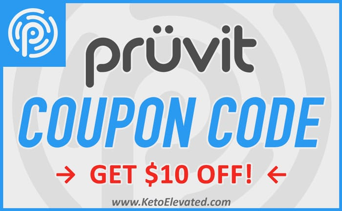 Pruvit Coupon Code Ad