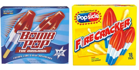 bomb pop - firecracker popsicle