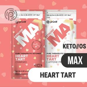 Keto//OS Max Heart Tart