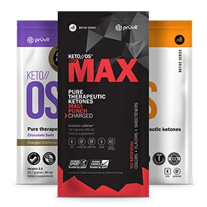 Pruvit Experience Pack Promoter