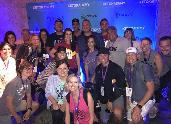 KetoElevated.com Team at KetoKademy 2018
