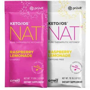 KETO//OS NAT Raspberry Lemonade