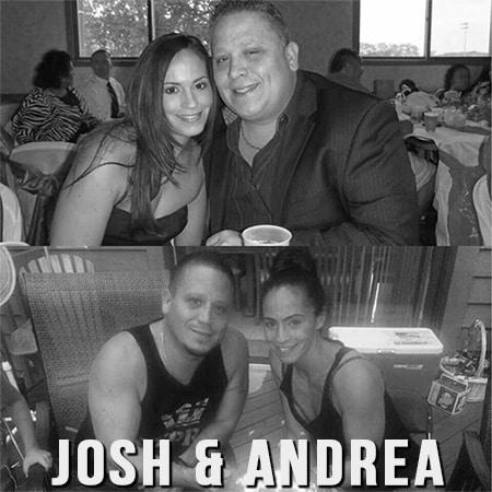 Josh and Andrea Rapkin