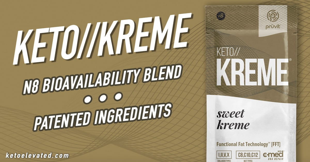 keto kreme fatty coffee