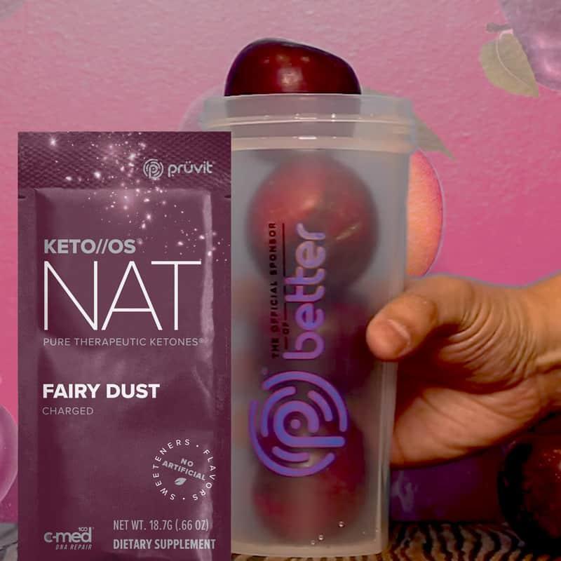 keto nat fairy dust