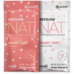 Keto//OS NAT Heart Tart