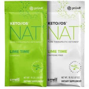 Keto//OS NAT Lime Time