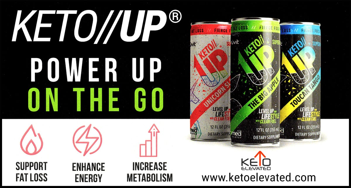keto up energy drink by pruvit