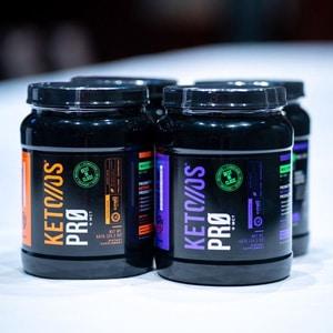Keto OS PRO Protein Shake