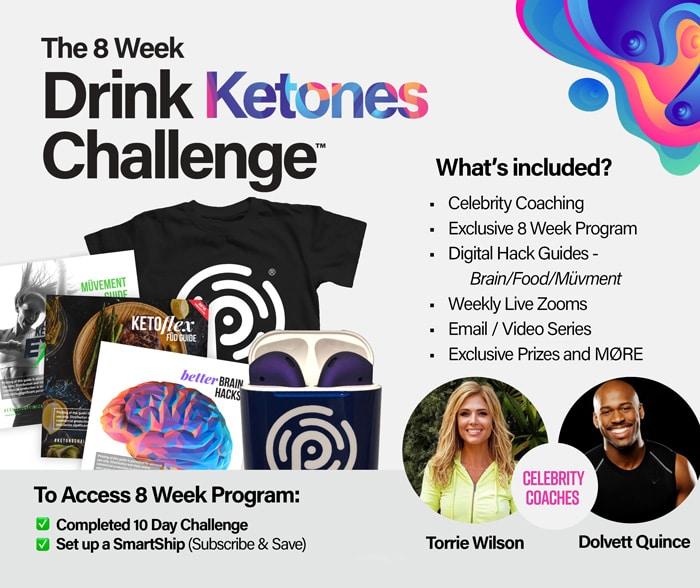 Pruvit 8 Week Drink Ketones Challenge
