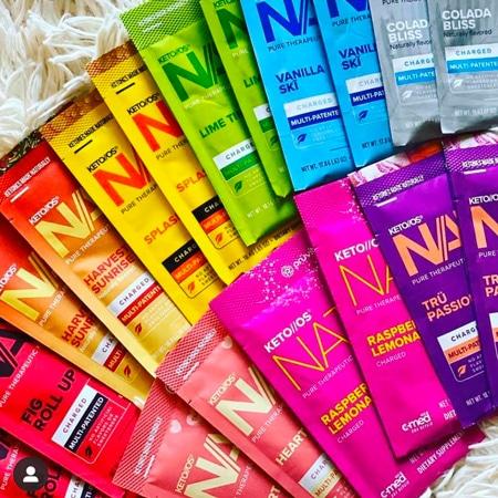 Keto NAT Flavors