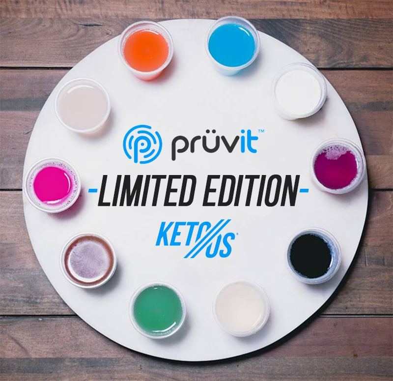 Limited Edition Pruvit Keto OS Flavors