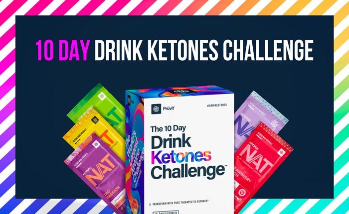 Ketones Challenge