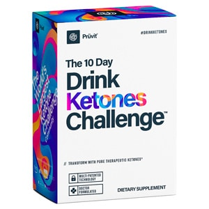 Drink Ketones Challenge