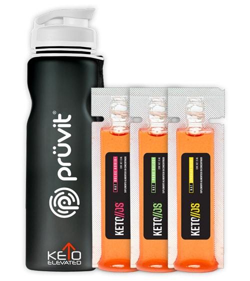 Nat Liquid Ketones by Pruvit