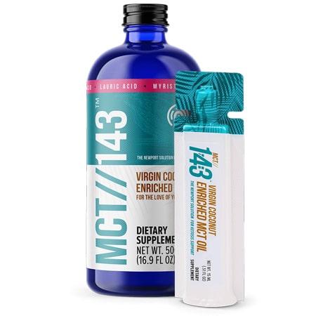 MCT 143 Coconut Oil